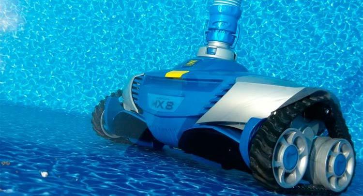 Mejores limpiafondos piscina