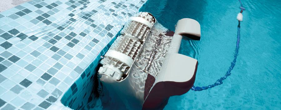 Robot piscina limpiafondos Dolphin 5