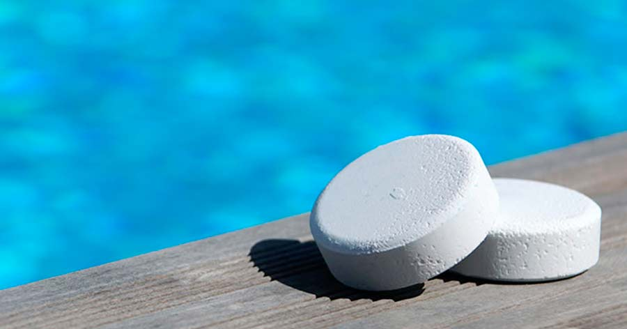 Como elegir el mejor cloro para tu piscina