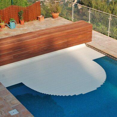 cobertor para piscina